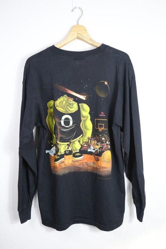 Vintage Space jam Long sleeve t-shirt (L)