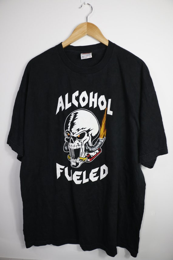 Vintage Stone cold alcohol t-shirt