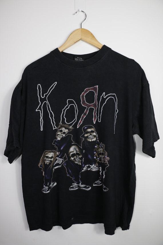 Korn band t-shirt