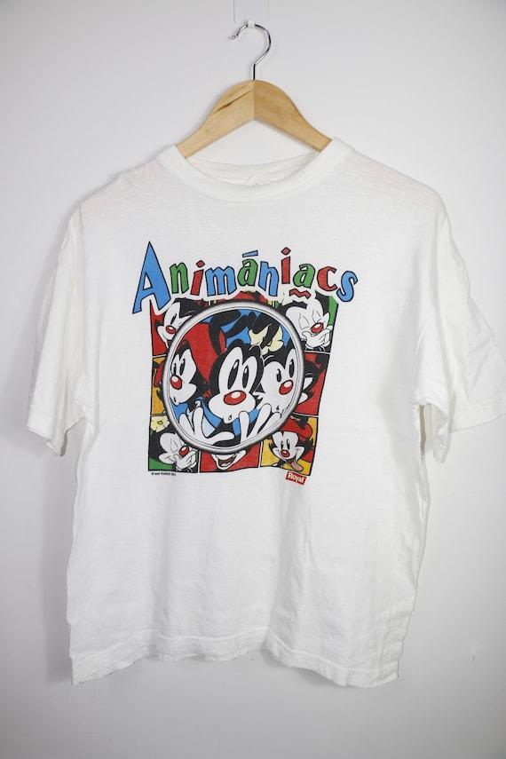Vintage 1996 Animaniacs cartoon t-shirt