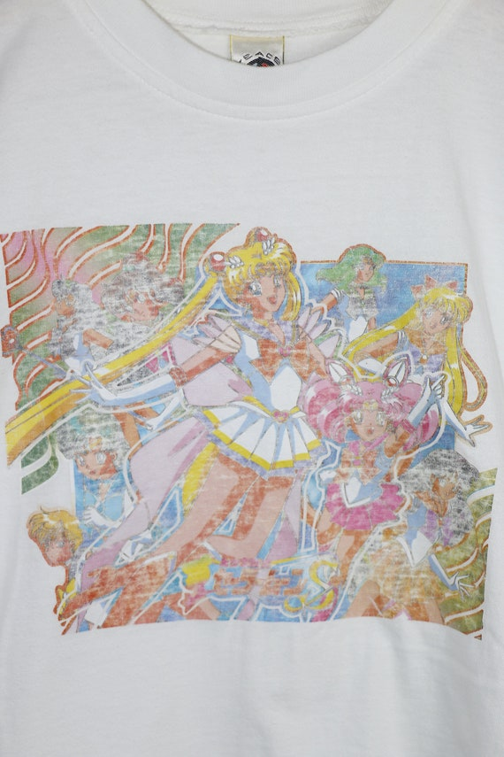 Vintage Sailor moon  t-shirt