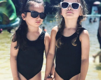 2f1f9e2994cb8 BLANK Kids Swimsuit One Piece Swimsuit/Bikini/Bodysuit available in  multiple colors