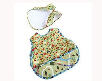 Fabulous Fifties Bib