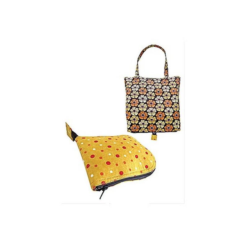Zip-Away Shopping Bag PDF Pattern image 0