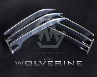 Wolwerine Claws 2017 X-Men Logan