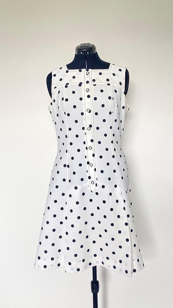 Vintage 1960's 'Mouchi' By Trevola Tunic