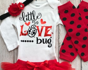 Baby Girl Valentine Etsy