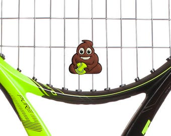 The Perfect Tennis Gifts for Any Player - Turd Tennis Racket Vibration Dampener 2-Pack by Racket Expressions