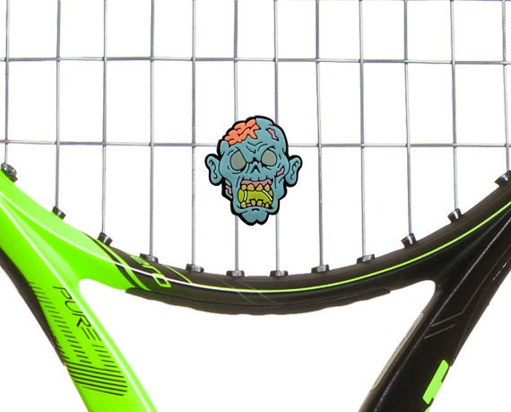 Turd Tennis Racket Vibration Dampener 2-Pack by Racket Expressions The Perfect Tennis Gifts for Any Player