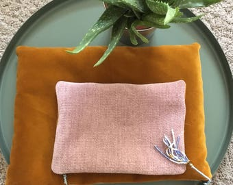 LAKO Italia computer case | laptop case | macbook pro case | pouch bag - handmade in Italy for women