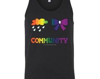 Rainbow Community LGBTQ - Tank Top
