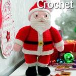 Christmas Crochet Book 2 Crochet Pattern Book - King Cole Christmas Crochet Book 2
