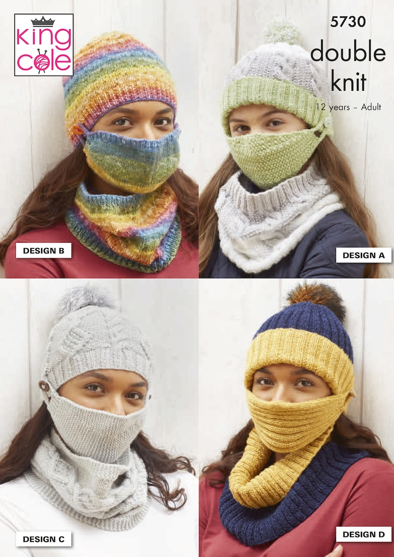 Girl's and Lady's Hats Face Coverings & Cowls image 0