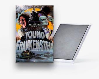 Young Frankenstein Movie Poster Refrigerator Magnet 2x3