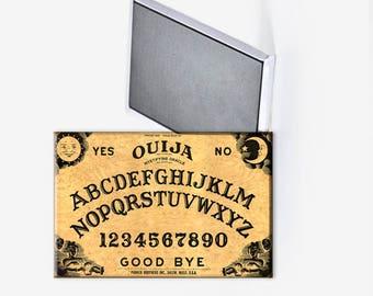 Ouija Board Game Refrigerator Magnet 2x3