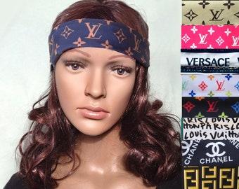 2601e733ad2 Designer Stretch Headband in many colors