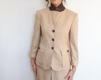 64a4f0ba411 Vintage 90 s Benetton suit
