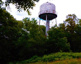 Abandon Watertower