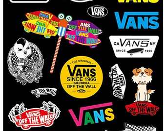 Skateboard stickers   Etsy