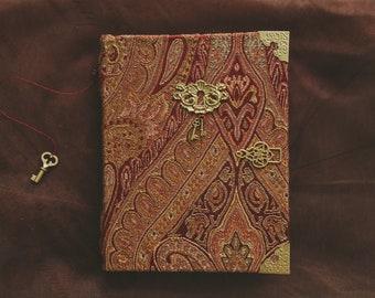 Victorian Blank Journal Sketchbook Guest Book Photo Album