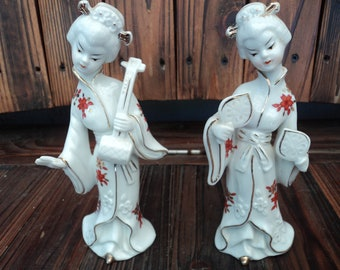 Satsuma Figurines