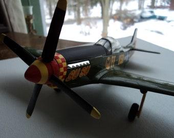 Die-cast Airplane 1/48 Scale