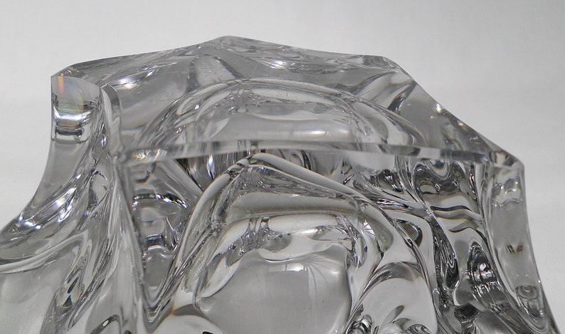 Bayel Cristal Orgaic AshtrayBowl