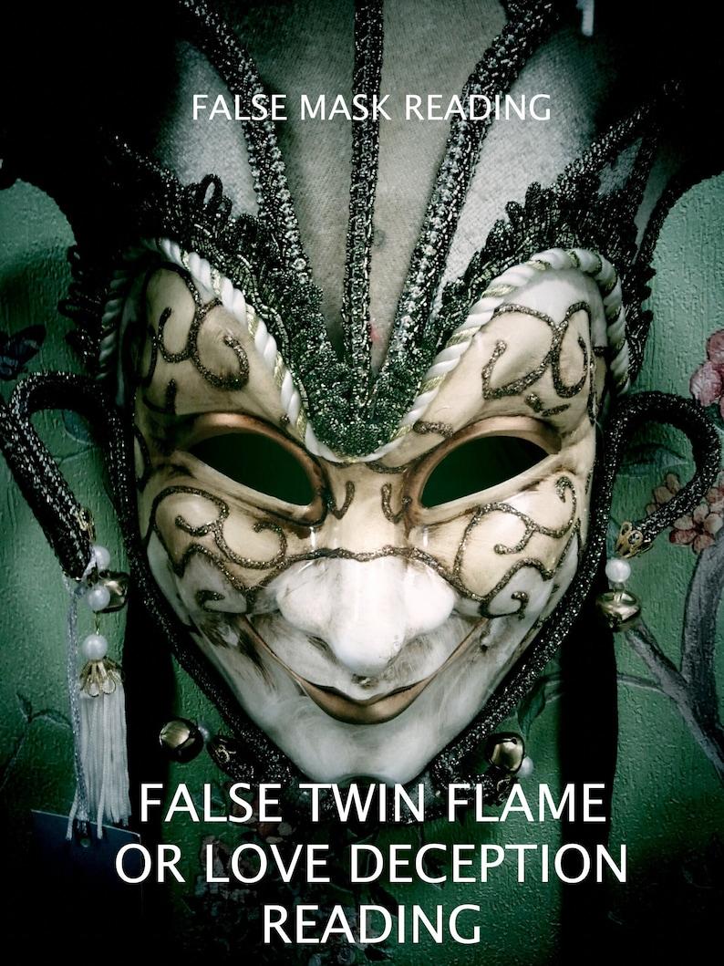 False twin flame/ Soul catalyst healing/ Deception reading