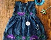3t Mexican Toddler Fiesta Dresses - Coco Theme Fiesta 3t Dresses