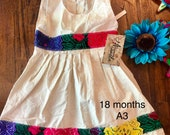 18 months Mexican Girls Fiesta Dresses - Coco Theme Fiesta 18 moths Dresses