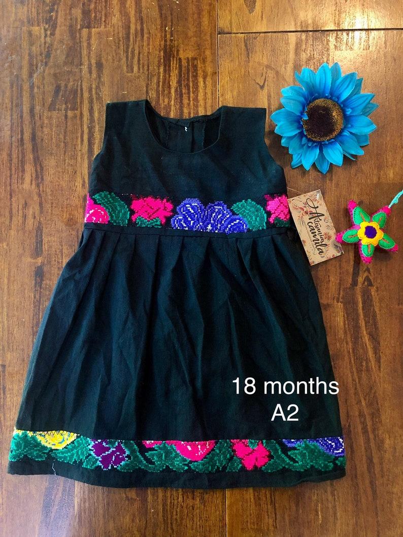 Coco Theme Fiesta 18 moths Dresses 18 months Mexican Girls Fiesta Dresses