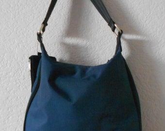 18886a391 U.S.Polo assn  blue canvas shoulder bag coin pouch US flag ass. shoulder bag