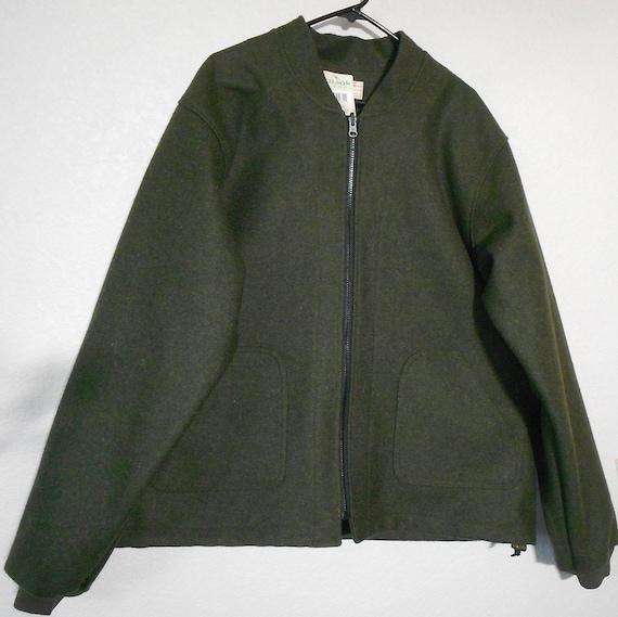 Filson MacKinaw 100% Virgin Wool jacket/Filson Mac