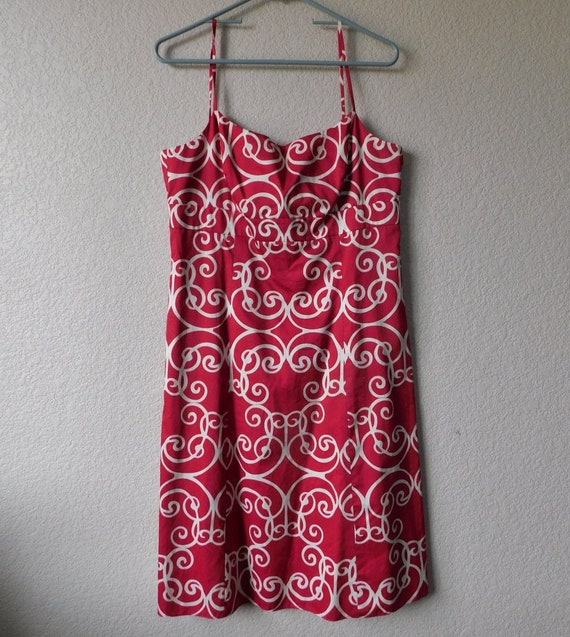 Ann Taylor women's sundress/empire waist sundress/