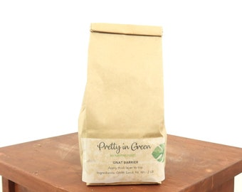 Organic Gnat Control 1lb Bag- Houseplants, gardening tool, garden supply, fertilizer, indoor plant essential, gardening kit, live plants