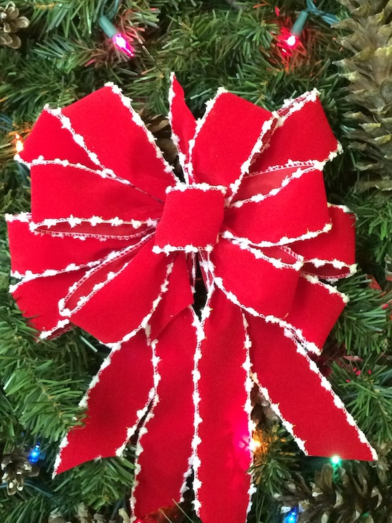 image 0 - Christmas Decorations Bows