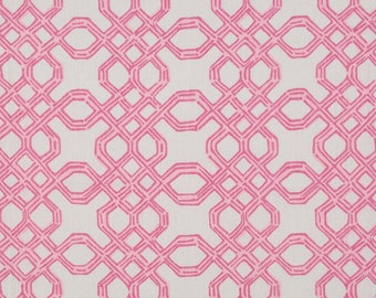 Lilly Pulitzer- Well Connected- By Lee Jofa  Fabrics- Fabric By The Yard