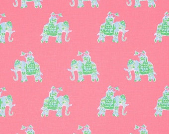 Lilly Pulitzer- Bazaar- By Lee Jofa Fabrics- Fabric By The Yard