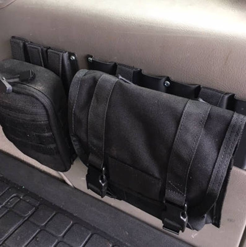 M.A.R.S. Tactical Mounts: MOLLE Accessory Retention System. image 0