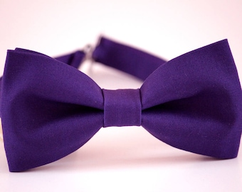 Boys Bowtie Orchid Mauve Wedding Necktie Mauve Wisteria Necktie Groomsmen Necktie Light Orchid Necktie