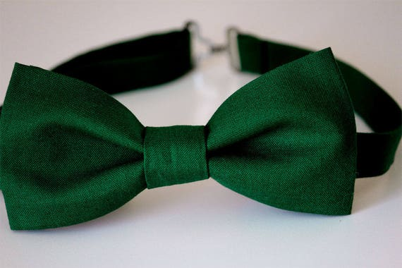 FREE POSTAGE!!! 20 COLOURS AVAILABLE WEDDING NEW PLAIN COLOURED PRE-TIED BOYS BOW TIES FASHION GREEN, BOYS BOW TIE
