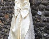 Vintage Gunne Sax wedding dress