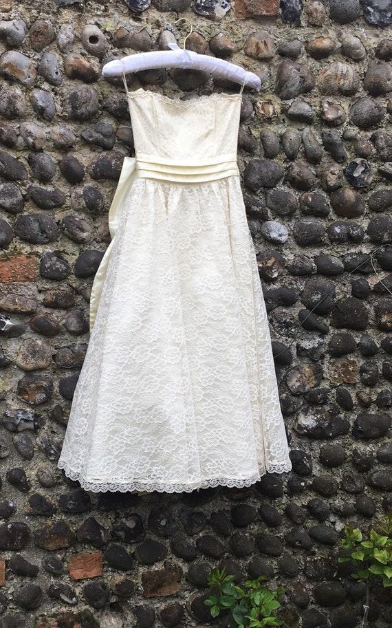 Vintage Gunne Sax wedding dress - image 6