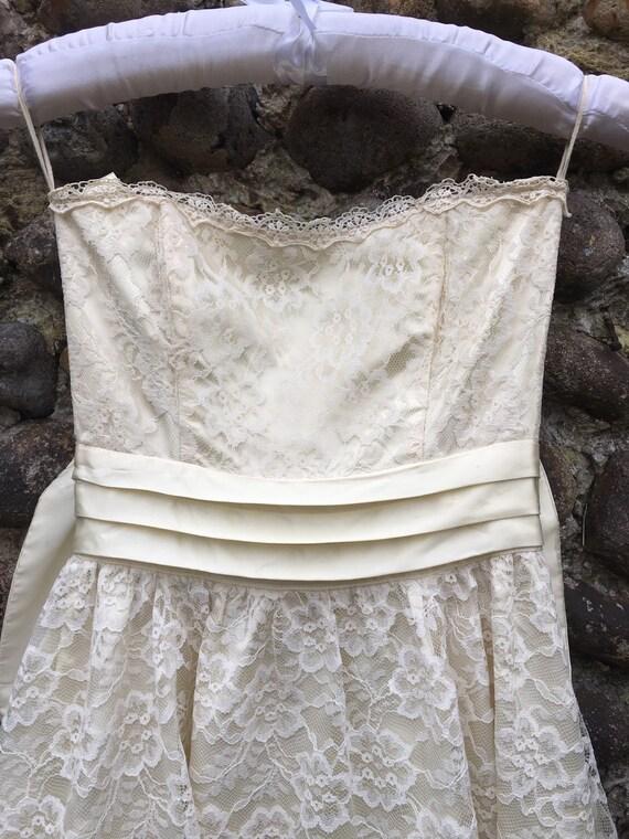 Vintage Gunne Sax wedding dress - image 4