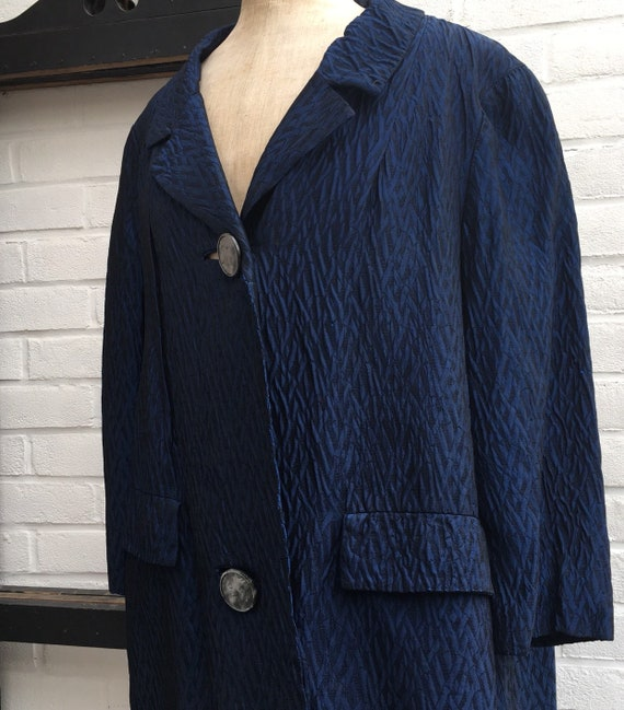 Vintage 50/60s Normal Hartnell coat - image 6