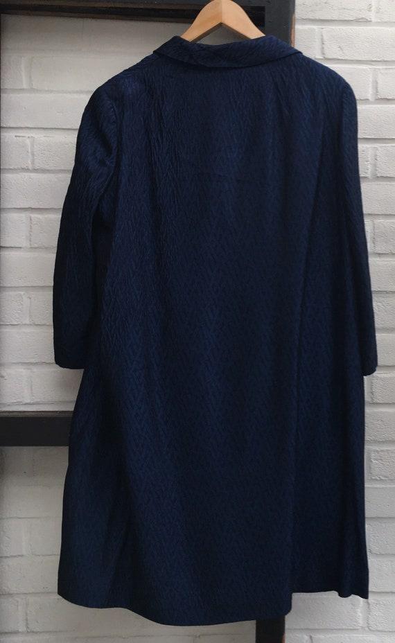 Vintage 50/60s Normal Hartnell coat - image 5