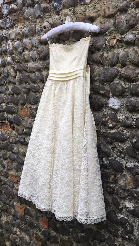Vintage Gunne Sax wedding dress - image 3