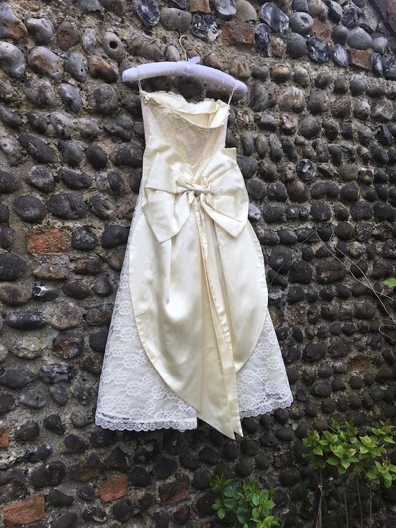 Vintage Gunne Sax wedding dress - image 7