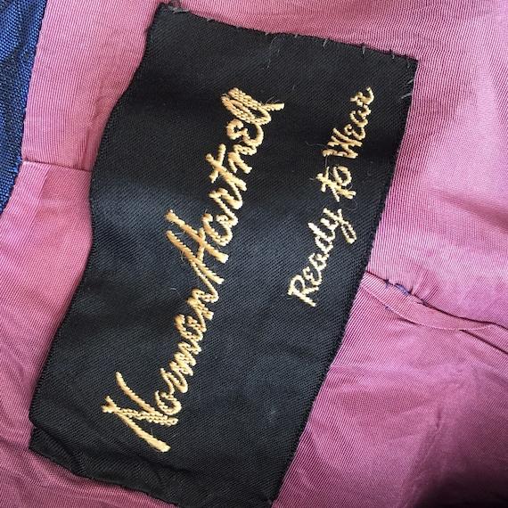 Vintage 50/60s Normal Hartnell coat - image 7