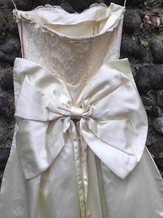 Vintage Gunne Sax wedding dress - image 2
